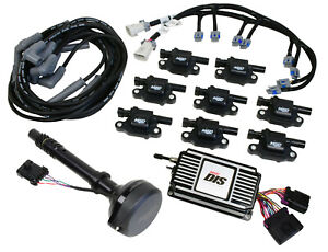 Msd Ignition 601513 Direct Ignition System dis Kit Small Big Block Chevy V8