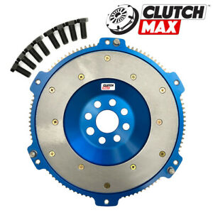 Clutchmax Aluminum Solid Clutch Flywheel For Bmw M50 M52 S50 S52 S54 E34 E36 E39