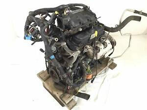 Engine Longblock Vw Routan 09 11 3 8l Cgua 174000 Miles tested