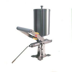 Stainless Steel 2 3l Churros Filling Machine Nutella Filler Dispenser