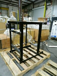 Pro Inspection Surface Plate Stand 36 Long 24 Wide 32 High 00150540