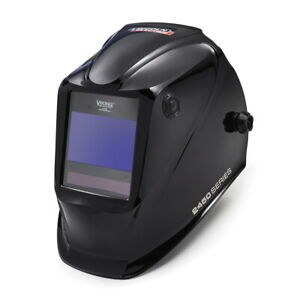 Lincoln Viking 2450 Series Black Auto Darkening Welding Helmet k3028 3