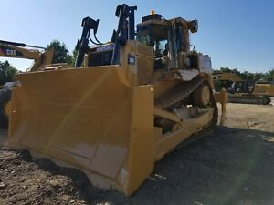2004 Caterpillar D9r Crawler Dozer