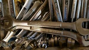 Nos Craftsman Made In Usa Double Open End Wrenches Pick Size Std And Met Sizes