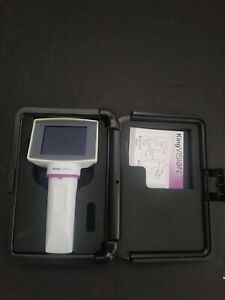 King Vision Video Laryngoscope Case Tested And Working 30 Day Warranty