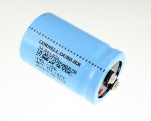 27000uf 50v Large Can Electrolytic Capacitor 50 Volts 27000mfd 50vdc 27 000