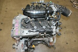 Jdm 2007 2012 Qr25 2 5l 4 Cyl Engine For Nissan Altima