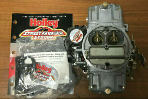 Holley Carburetor 0 80670 4 Barrel 670 Cfm With Electric Choke