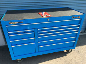 Snap On Classic 78 Roll Cab Box Model Kra2411pkd 55 Inch Local Pick Up Only