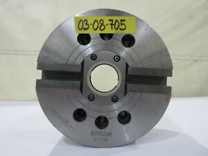Kitagawa 8 2 jaw Power Chuck A2 6 Mount Bt208