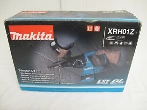 Makita Xrh01z 18v Lxt Lithium ion Brushless Cordless 1 Rotary Hammer Tool Only
