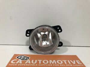 2011 2012 2013 Jeep Grand Cherokee Fog Light Right Rh Left Lh A54