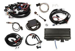 Holley Terminator X Max 550 917 24x 1x Efi System With Trans Con 4 8 5 3 6 0