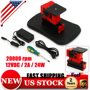 Mini Multipurpose Jig saw Sawing Machine Diy Tool Kit Woodworking Milling Drill