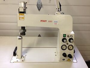 Pfaff 8303 Hot Air Sealing Machine For Fusibles Industrial Sewing Machine