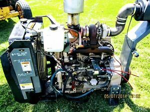 John Deere Super Diesel Engine 4 5 Liter 100hp