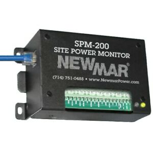 Newmar Site Power Monitor With Shunt