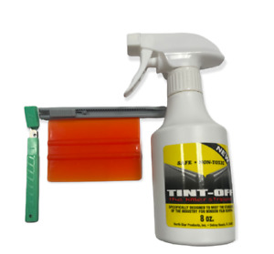 2 Window Tint Remover For Any Car Or House Residential 8 Oz