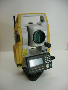 Topcon Es65 5 Prismless wireless Total Station For Surveying 1 M Warranty