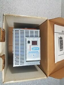 Leeson 174443 Variable Speed Ac Motor Drive 10 Hp 480 590v 3 Phase New