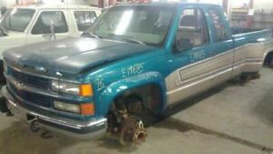 Core Engine Assembly 6 5l Turbo Diesel Vin F Fits 1996 Chevrolet 3500 574728