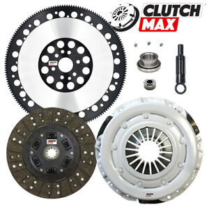 10 5 Stage 2 Clutch Kit Chromoly Race Flywheel Ford Mustang Gt 4 6l Sohc 6 Bolt