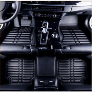 For Ford Fusion 2013 2019 Floor Mats Floorliner Front Rear All Weather Set