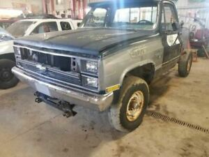 Engine Assembly 8 350 5 7l Fits 1984 Chevrolet 20 Pickup 575724