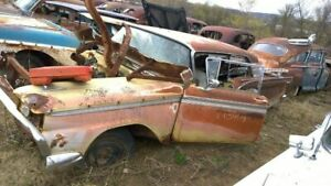1959 Ford Fairlane V8 Core Engine For Parts Or Rebuild 28408
