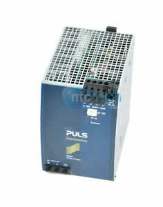 Puls Qs20 481 Dimension Power Supply 1 phase Input 48v 10a