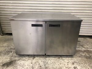 2 Door 48 Under Counter Refrigerator Ul Nsf Cooler Delfield Uc4048 star 2287