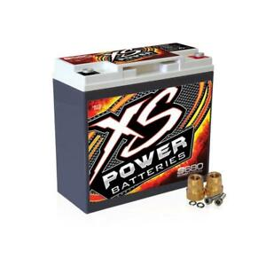 Xs Power S680 Agm Battery S680 12 Volt 7 13 X 3 03 X 6 57