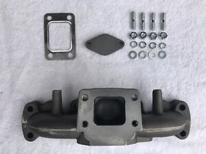 Mazda Miata Turbo Manifold Cast Iron 94 05 1 8l T3 T4 T3 t4 Mx 5 Ext Wastegate