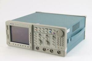 Tektronix Tds 744a Color Four Channel Digital Oscilloscope W Options 13 1f 2f