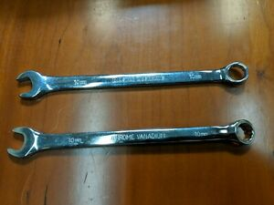 Master Mechanic Tsv107466 Combination Wrench Forged Alloy 10 Mm Taiwan