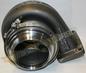 S400 S475 S480 S488 S472 Borgwarner 4 Exhaust V Band Downpipe Flange Clamp T6