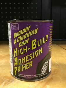 Bumper And Cladding Coat High Build Adhesion Primer 3621 4 1 Quart Light Gray
