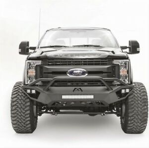 Fab Fours Fs17 V4152 1 Vengeance Front Bumper For 11 19 Sd F250 F550
