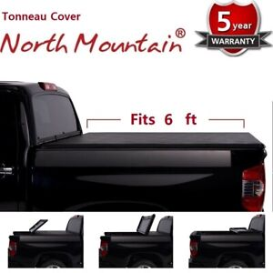 Roll Up Soft Tonneau Cover Fit 83 11 Ranger 94 10 B Series 6 Ft Styleside Bed