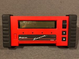 Snap On Mt2500 Automotive Diagnostic Scanner used Free Ship
