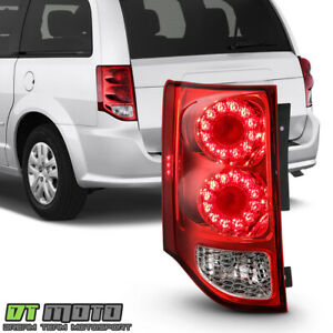 2011 2019 Dodge Grand Caravan Factory Led Tail Light Brake Lamp Left Driver Side