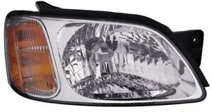 Headlight Assembly Fits 2000 2004 Subaru Legacy Dorman