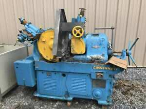 Cincinnati 20hp Centerless Grinder grinding Machine 1745rpm 220vac 3ph
