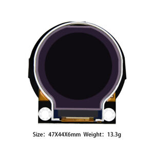 Keyestudio 2 2 Inch Circular Round Tft Lcd Display Module For Arduino Watch