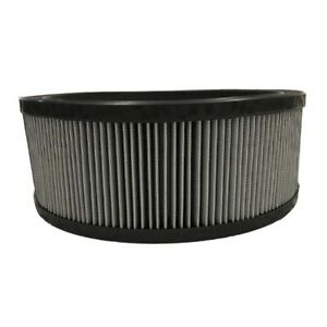 Speedway Dry Media Reuseable Air Filter Element 14 X 4 Inch