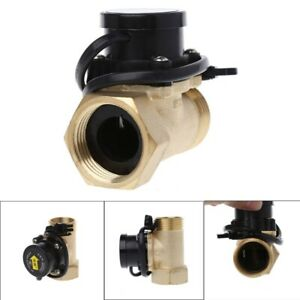 Ht 800 1 Inch Flow Sensor Water Pumps Flow Switch Easy To Connect Hot
