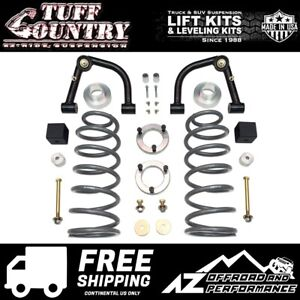 Tuff Country 4 Performance Lift Uca For 10 19 Toyota 4runner 4wd 54916