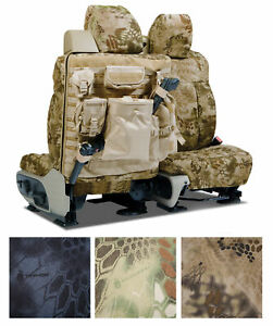 Coverking Kryptek Tactical Custom Seat Covers For Ford Escape