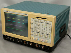 Tektronix Tds7104 Dpo 4 channel 1 Ghz 10 Gs s Digital Oscilloscope scope opt 1m