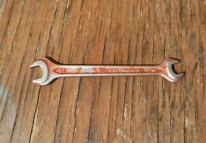 Mercedes Benz Dowidat Wrench Din 895 Made In West Germany 8mm 10mm